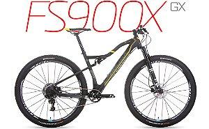 Bicicleta Audax fS900X Sram GX 11V