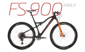 Bicicleta Audax FS900X Eagle