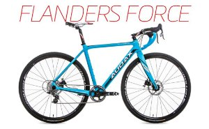 Bicicleta Audax Flanders Force Ciclocross