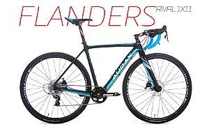 Bicicleta Audax Flanders Sram Rival 1x11 Ciclocross 2017