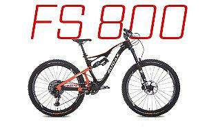 Bicicleta Audax FS800