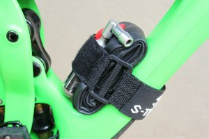 Wrap - velcro para suporte de camara de ar, co2 e espatula. - S-Tres