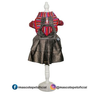 KIT 5 PEÇAS - REF. 473 Vestido Tais
