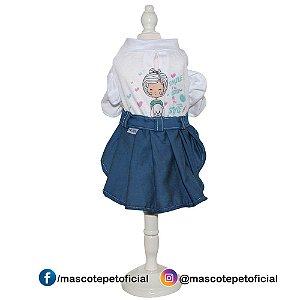 KIT 5 PEÇAS - Ref 523 - Vestido Melinda
