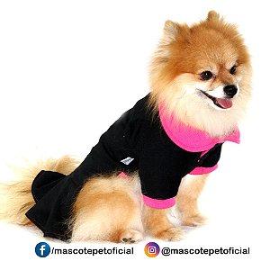 KIT 5 PEÇAS - Ref 511 Vestido Polo Mascote 01