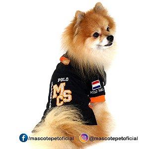 KIT 5 PEÇAS - Ref 508 Camisa Polo Mascote 04