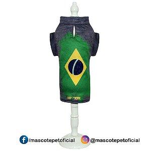 Ref.823 Camisa Brasil 1