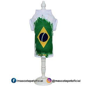 Ref.824 Camisa Brasil 2
