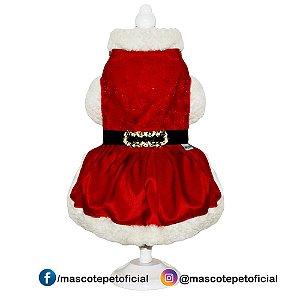 Ref. 834 - Vestido Natal Gliter