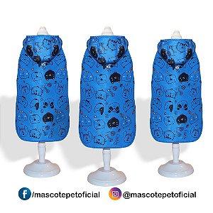 Roupa Kit 3 peças - Ref. 835 Casaco Zoo