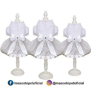 Roupa Kit 3 peças - Ref: 280 Vestido Noiva