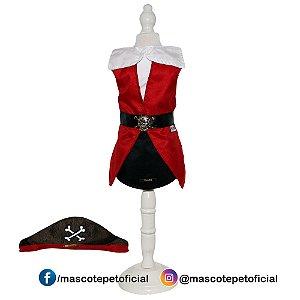 Ref 375 - Roupa Pirata