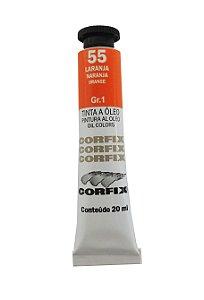 Tinta Oleo Corfix 20ml 55 Laranja