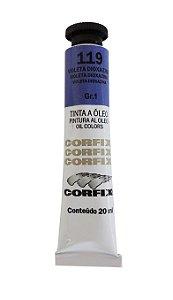 Tinta Oleo Corfix 20ml 119 Violeta Dioxazina