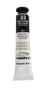 Tinta Oleo Corfix 20ml 33 Gris de Payne