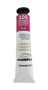 Tinta Oleo Corfix 20ml 105 Laca Magenta Grupo 4