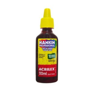 Tinta Nankin Acrilex 20 ml - 531 Marrom