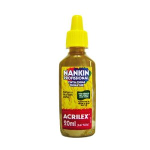 Tinta Nankin Acrilex 20 ml - 532 Ouro