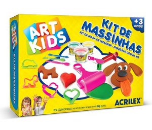Kit de Massinhas Nº 4