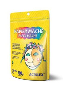 Papel Machê 100g