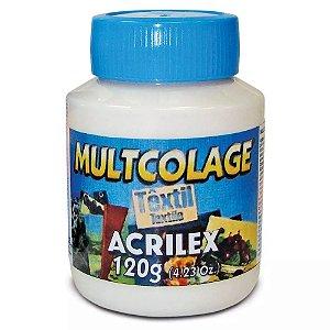 Multcolage Têxtil 120g