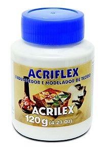 Endurecedor e Modelador de Tecido Acriflex 120g