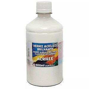 Verniz Acrílico Brilhante Acrilex 500ml