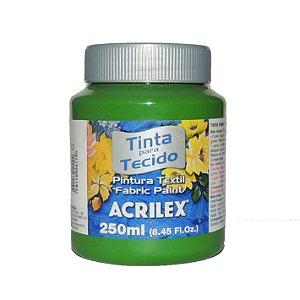 Tinta Para Tecido Acrilex 250ML - 513 Verde Musgo