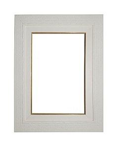 Molduras para quadros - 0274 Branca