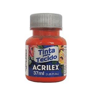 Tinta para Tecido Acrilex 37ml 576 Cenoura