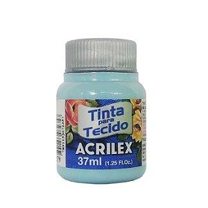 Tinta para Tecido Acrilex 37ml 579 - Azul Hortênsia