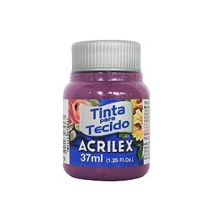 Tinta para Tecido Acrilex 37ml 998 Amora