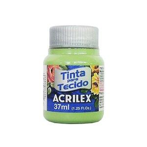 Tinta para Tecido Acrilex 37ml 985 Verde Kiwi