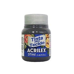 Tinta para Tecido Acrilex 37ml 994 Cinza Chumbo