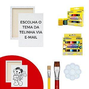 Kit de Pintura - Fantasia