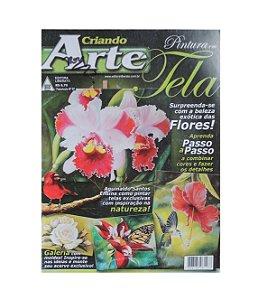 Revista - Criando Arte, Passo a passo
