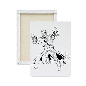 Tela Para Pintura Infantil - Senhor das Estrelas