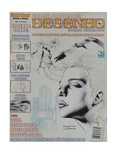 Revista - Curso Prático de Desenho, Avançado Segunda Parte
