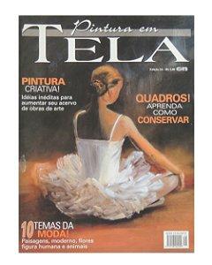 Revista - Pintura em Tela, Aprenda como Conservar