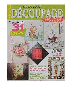 Revista - Découpage em Tela