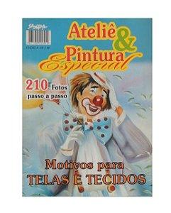 Revista - Ateliê & Pintura Especial