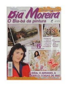 Revista - Bia Moreira, O bia-bá da Pintura