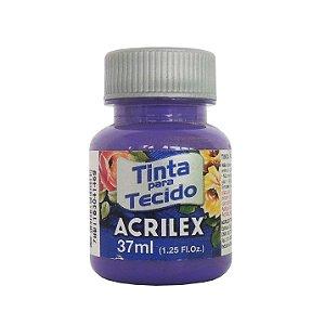 Tinta para Tecido Acrilex 37ml 540 Violeta Cobalto