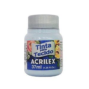 Tinta para Tecido Acrilex 37ml 811 Azul Bebe