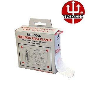 Adesivo Para Plantas e Mapas Trident 5005