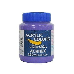 Tinta Acrilica Acrilex 250ml Grupo 2 321 - Violeta Cobalto