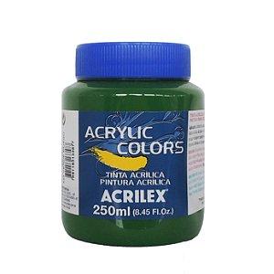 Tinta Acrilica Acrilex 250ml Grupo 2 322 - Verde Musgo