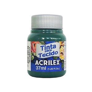 Tinta para Tecido Acrilex 37ml 511 Verde Bandeira