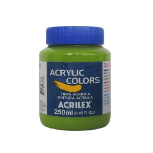 Tinta Acrilica Acrilex 250ml Grupo 2 364 - Verde Ingles nº5