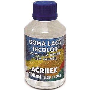 Goma Laca Incolor Acrilex 100 ml